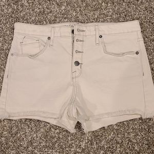 Mossimo High Rise Shorts